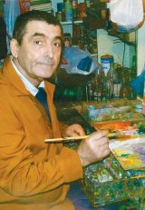 "EMIL PAVELESCU - ""Eu, cand m-am apucat de pictat, am fost pictor, nu m-am jucat!"""