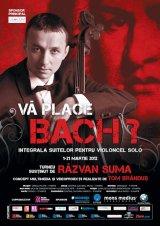 Violoncelistul RAZVAN SUMA -