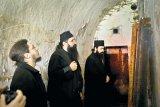 Parintele MOISE IORGOVAN de la Manastirea Oasa -
