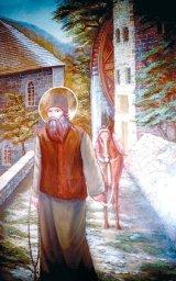 Mari figuri ale ortodoxiei - Sfantul Siluan Athonitul