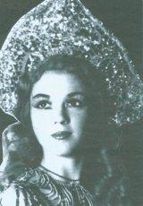 Mari personalitati ale artei romanesti: Balerina ILEANA ILIESCU -