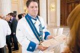 Un maestru elveţian al bucătăriei, dedulcit la aromele româneşti: Jakob Hausmann