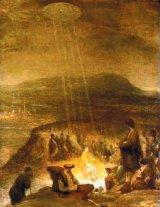 Apariţii OZN de la începuturile istoriei - Extraterestrii şi intratereştrii