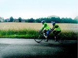 Doi pe o bicicletă, la Olimpiada din Londra