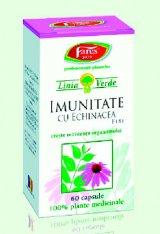 Creşterea imunităţii cu produse din plante medicinale