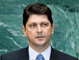 TITUS CORLĂŢEAN - Ministrul Afacerilor Externe