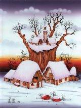 Povesti magice cu zăpezi