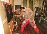 Pictorul FRANCISC CHIUARIU -