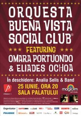OMARA PORTUONDO şi ELIADES OCHOA, cu BUENA VISTA SOCIAL CLUB