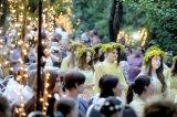 Noaptea de Sânziene celebrată în Bucureşti