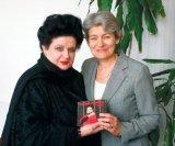 Marea soprană MARIANA NICOLESCO a fost numită Ambasador Onorific UNESCO