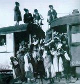 Trenul fericirii garează la linia 14