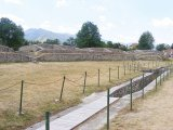 Sarmizegetusa romană şi-a deschis porţile
