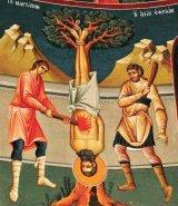 Marele Mucenic Efrem cel Nou - sfântul descoperit printr-o revelaţie