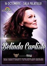 BELINDA CARLISLE în România