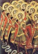 Sfinţii Mihail şi Gavriil