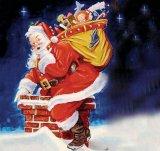 Cu Moş Crăciun în culisele teatrului
