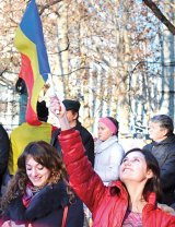 Pe urmele speranţei, la Chişinău