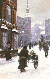 Despre iarnă, cu scriitoarea NORA IUGA