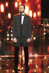 ADRIAN NOUR, actor, finalist la concursul