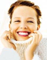 Zâmbetul are nevoie de dinţi frumoşi
