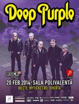 Veterani, dar pe jăratec: DEEP PURPLE