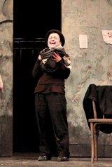 DORINA CHIRIAC - actriţă la Teatrul de Comedie -