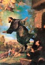 Sfinţii plutitori şi alte vedenii miraculoase