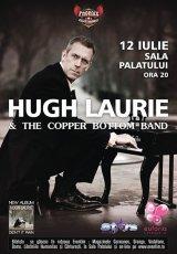 """HUGH LAURIE - de la actorie, la blues - """"Muzica mi-aduce o bucurie mai presus de cuvinte"""""""