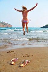 O oră de plajă
