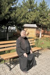 Pr. SIMION TODORAN - profesor la Facultatea de Teologie din Alba Iulia -
