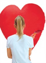Inimile femeilor bat altfel