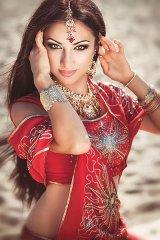 Frumuseţe indiană
