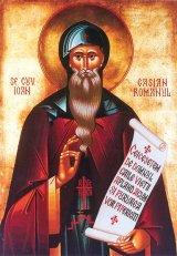 IOAN CASIAN, românul care a întemeiat monahismul apusean
