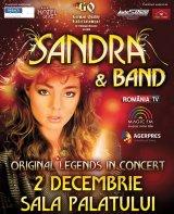 O legendă în concert: SANDRA