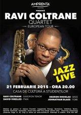 Dacă vă place jazzul... RAVI COLTRANE