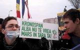 Locuitorii din Sebeş-Alba nu vor să moară otrăviţi -