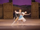 DAWID TRZENSIMIECH - Prim-balerin Opera Naţională Bucureşti -