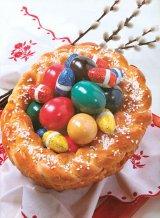 Dulciuri pentru masa de Paşti