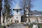 Părintele IOSIF CHIRIAC - stareţul Mânăstirii Tazlău -