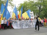 Basarabia vrea unirea cu România -