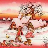 Sania Crăciunului