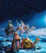 Darurile Crăciunului: Aurul, smirna şi tămâia