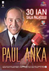 """PAUL ANKA - """"Dacă ai o pasiune în viaţă şi îţi place ceea ce faci, nu renunţa!"""""""