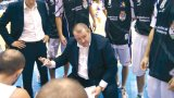 DRAGAN PETRICEVIC - antrenor de baschet -