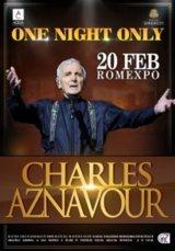 """CHARLES AZNAVOUR - """"Dacă mă opresc din muncă, o să mor"""""""