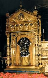 Cămaşa lui Hristos va fi expusă în Franţa, la Argenteuil