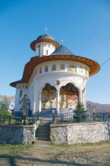 Locul unde Dumnezeu a venit de patru ori - Mânăstirea Afteia