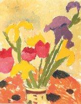 ANCHETĂ - Dedicaţie la o floare