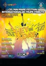 Festivalul imitatorilor muzicali - HeyDay Festival